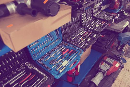 Soluções de controle de Ferramentas e Moldes com RFID